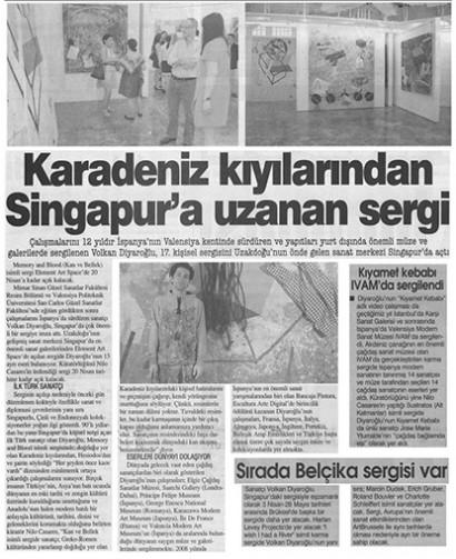 Istanbul Gazetesi 12.04.2014